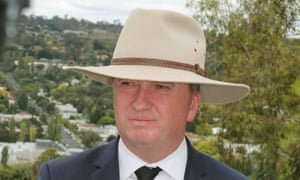 Barnaby Joyce resigns as Australia's deputy PM at a press conference in Armidale.