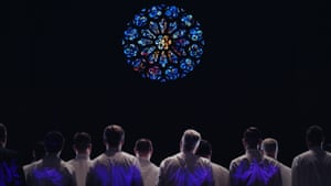 The chorus performs on their Lavender Pen tour through the deep south.