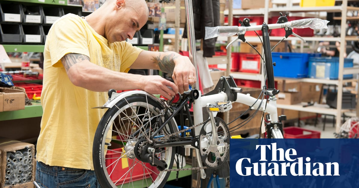 Brompton Stockpiles 1m Of Bike Parts In Case Of Hard Brexit