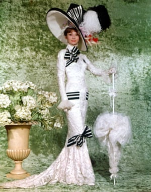 Audrey Hepburn's ascot dress from My Fair Lady | $3.7mAudrey Hepburn's iconic black-and-white dress from My Fair Lady's royal ascot scene sold for $3.7m at an auction by the auction house Profiles in History.