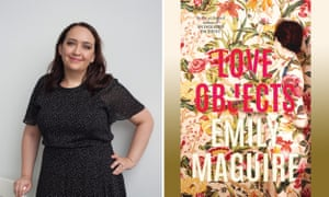 Emily Maguire and her new book Love Objects for Guardian Australia book club April 2021