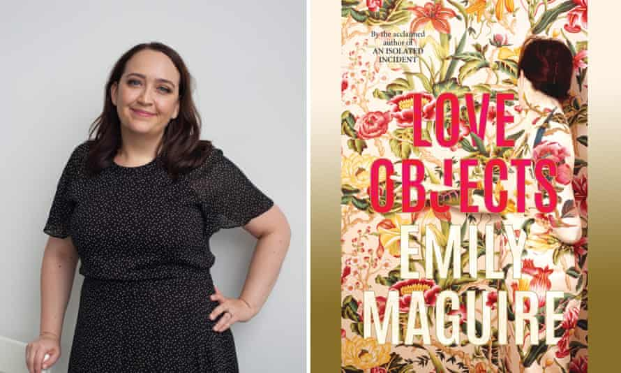 Emily Maguire's book Love Objects is out now through Allen and Unwin.