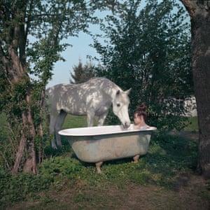 Vogue Photo Festival 2018 - Embracing Diversity Exhibition at Base Milan Snezhana von Buedingen