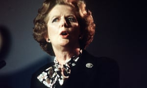 Margaret Thatcher was a fan of a bow …
