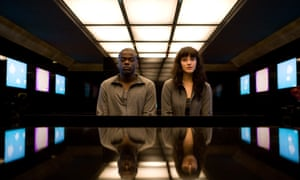 The surveillance society … Black Mirror, Charlie Brooker's TV series.