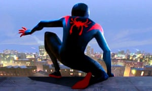 Delirium-inducing … Spider-Man: Into the Spider-Verse
