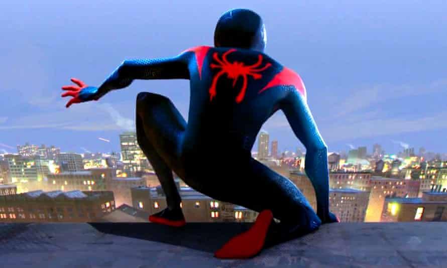 Spider-Man: Into the Spider-Verse.