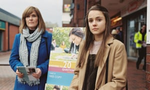 Siobhan Finneran and Molly Wright in Daniel Kokotajlo's Apostasy
