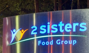 2 Sisters Food Group Logo