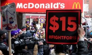 mcdonalds fight for 15