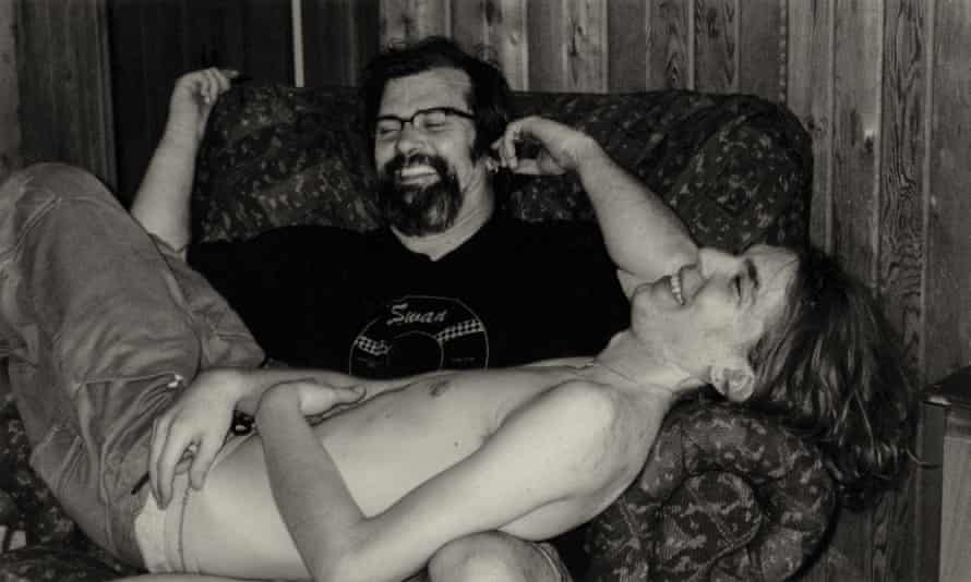 Steve Earle with his son Justin Townes Earle, Fairview, Tennessee, 1999.