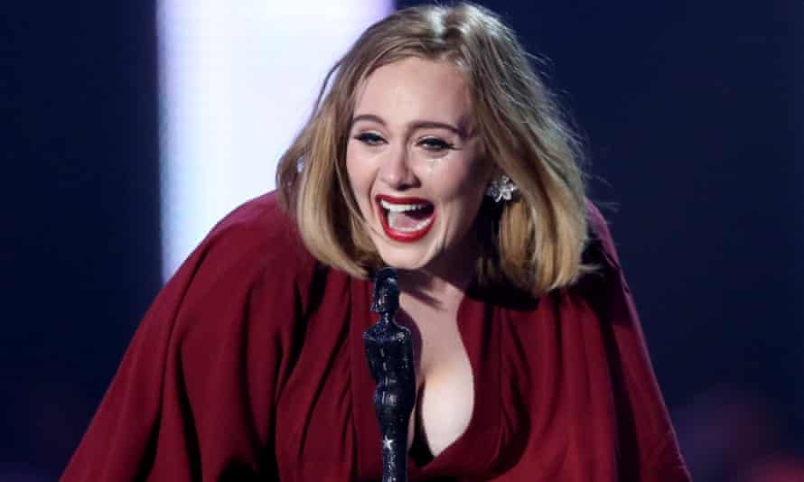 Watch out for the bleep police, Adele.