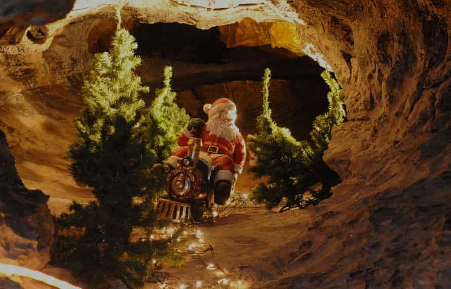Abercrave Santa's grotto