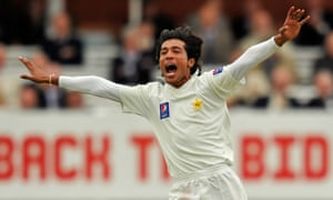 Pakistan's Mohammad Amir at Lord's