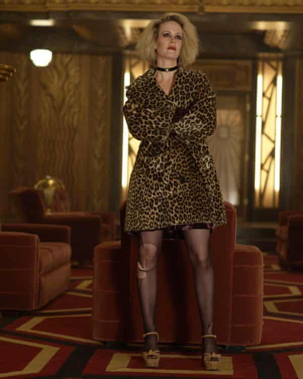 Sarah Paulson as Sally in American Horror Story: Hotel