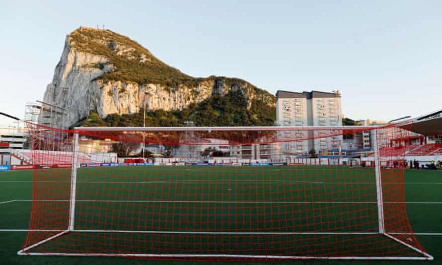 Gibraltar's Victoria Stadium
