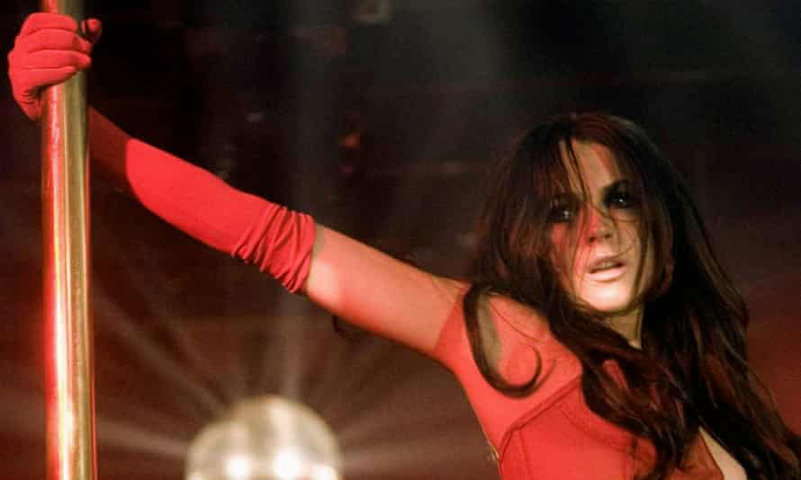 Lindsay Lohan in I Know Who Killed Me, a widely, wrongly maligned film.