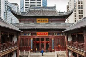 Baiyun temple (2014)