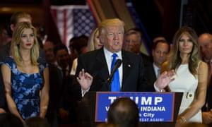 Donald Trump campaign US election 2016