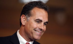 Danny Tarkanian announced his primary challenge to Dean Heller this week.