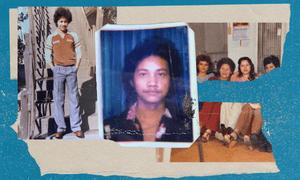 collage of carlos ernesto escobar mejia