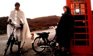 Road to perdition … Katrin Cartlidge, left, and Emily Watson in Breaking the Waves.
