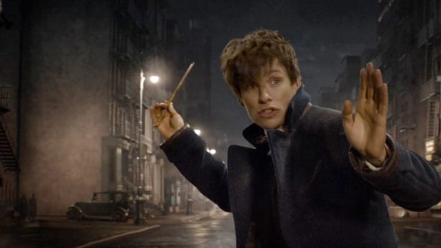 Fantastic Beasts And Where To Find Them Trailer Eddie Redmayne In
