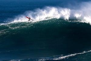 US surfer Billy Kemper