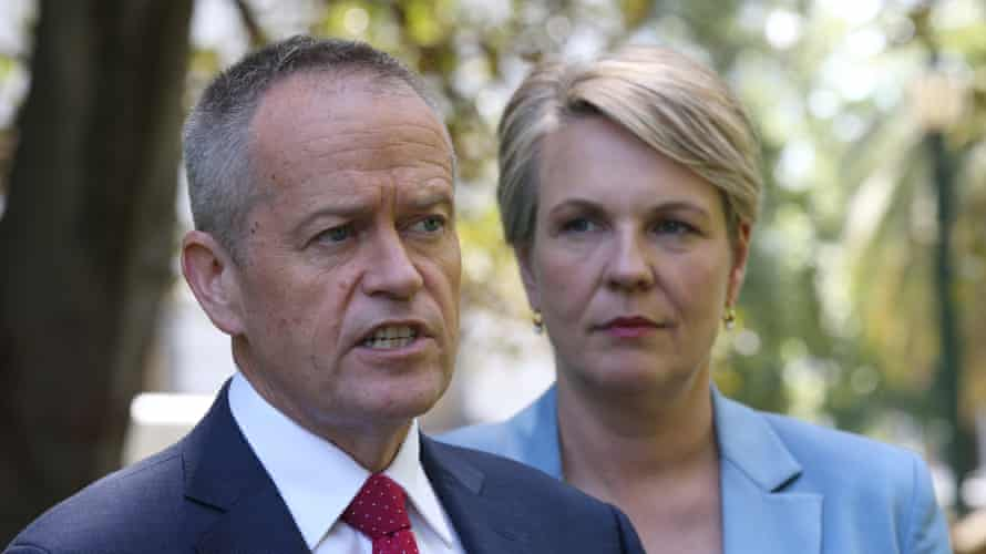 Bill Shorten and Tanya Plibsersek