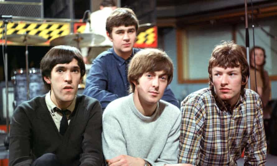 The Spencer Davis Group in 1967. From left: Muff Winwood, Pete York, Spencer Davis and Steve Winwood.