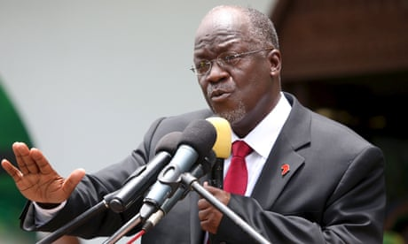 'No need for birth control': Tanzanian president's views cause outrage