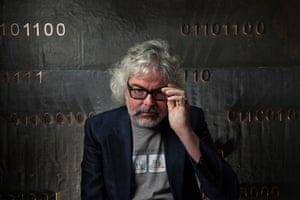 David Walsh, the founder of Tasmania's Museum of Old and New Art.
