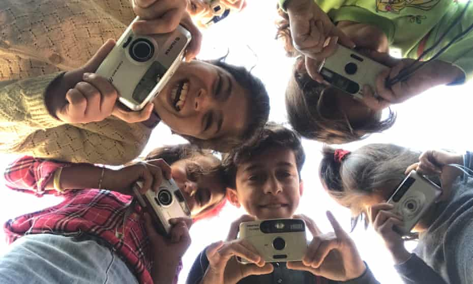 Sirkhane Darkroom's young photographers