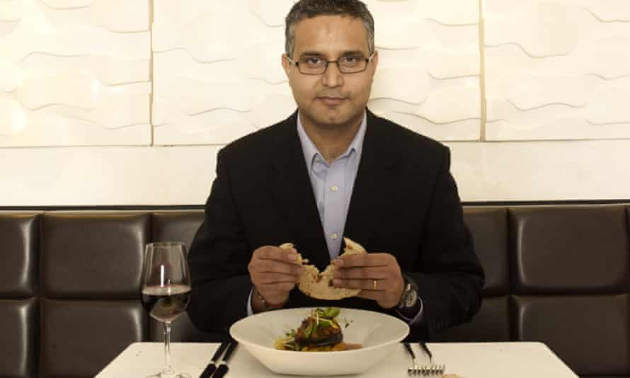 Atul Kochhar had been reacting to an episode of the US television programme Quantico.