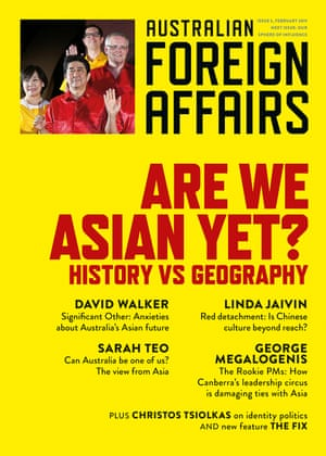 Cover of Australian Foreign Affairs - Are We Asian Yet