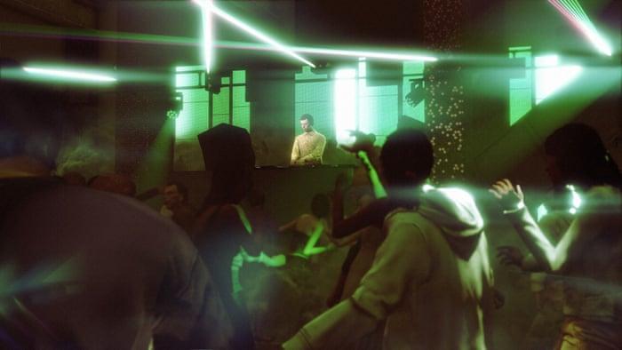 How Grand Theft Auto created a virtual underground clubbing scene