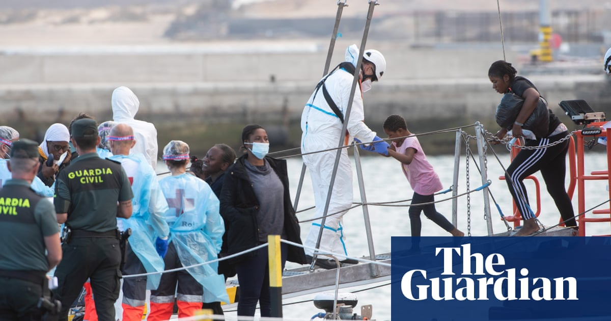 Spain urged to act over 'shameful' numbers of migrants dying en route to country