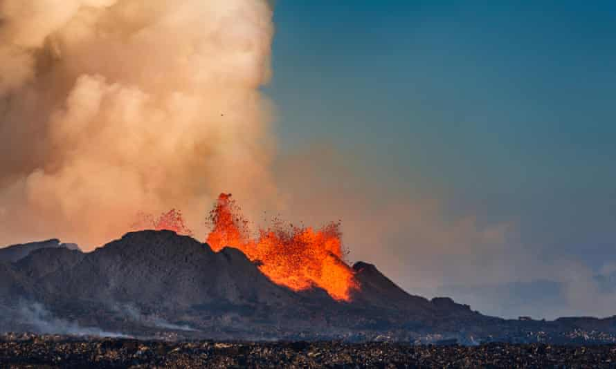 Ancient Earth's volcanoes fuelled its rapid warming and led to extinction of marine life.