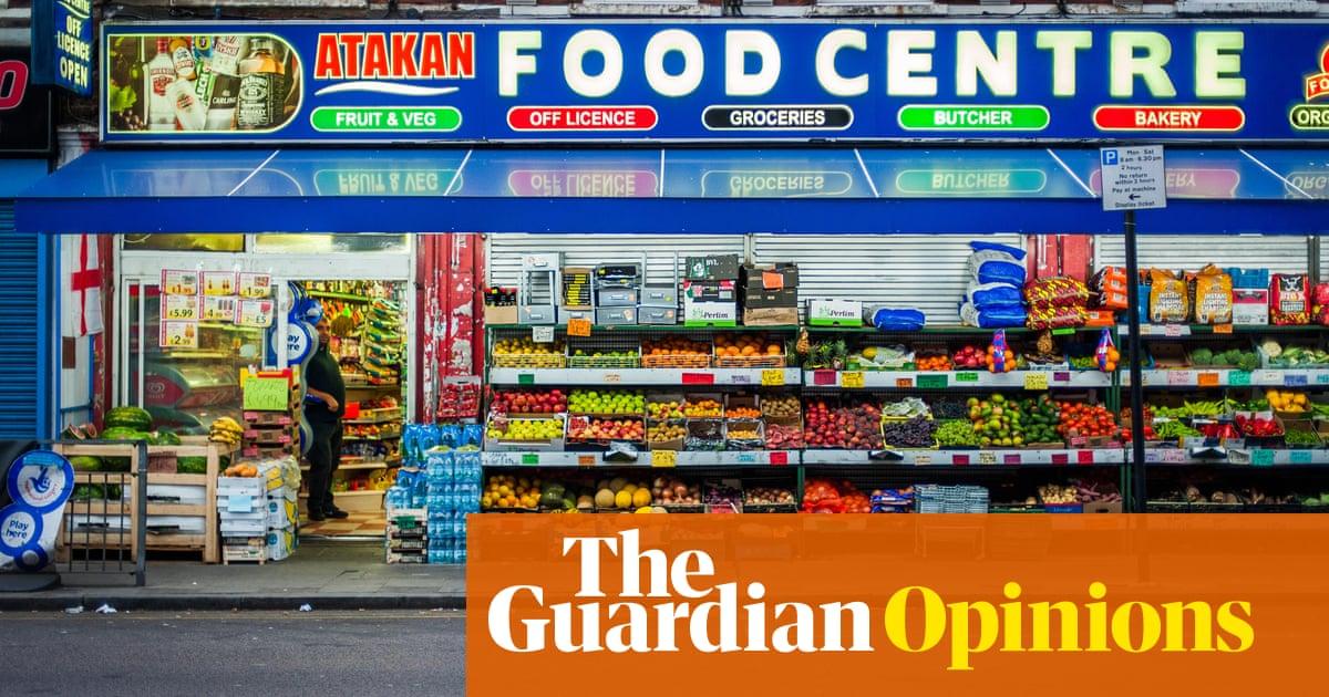 Corner shops got us through lockdown. Now delivery apps could destroy them
