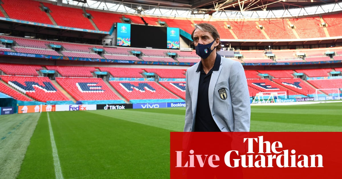 Euro 2020: latest news and buildup as the knockout stages begin – live!