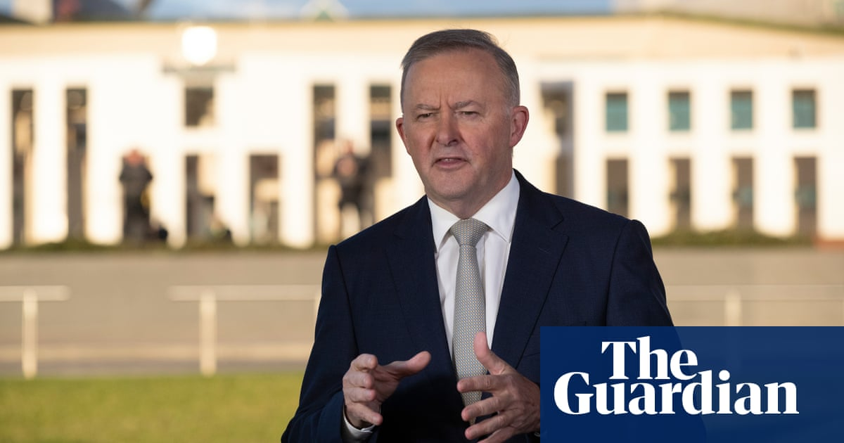 Anthony Albanese's budget reply to focus on entrepreneurs, renewable energy and women