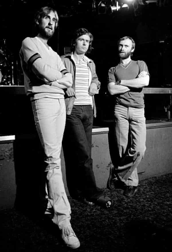Génesis en 1980