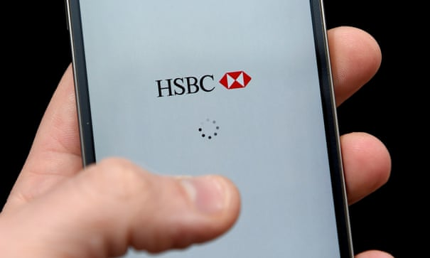 HSBC mobile banking fails on day MPs launch inquiry into