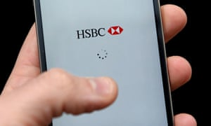 HSBC Banking app