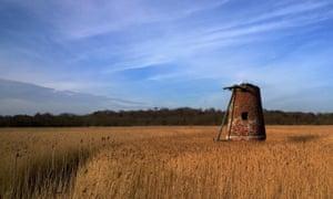 Walberswick water mill, Suffolk