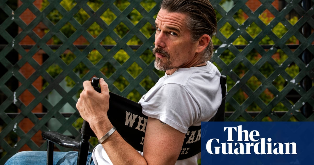 Ethan Hawke on regrets, race and surviving Hollywood: River Phoenix was a big lesson to me'