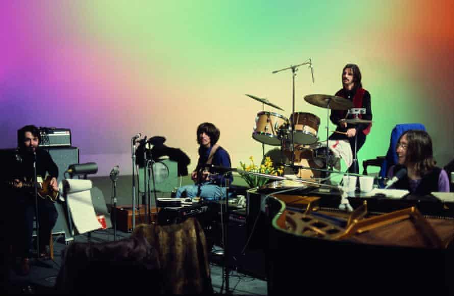 بیتلز: برگرد.