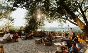 1. Bordeaux rive droite - The Chantier de la Garonne, a riverside bar on the Quai des Queyries, Bordeaux