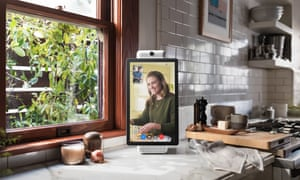 Facebook's launch of video chat device Portal 'suggests an interesting level of corporate sociopathy'.