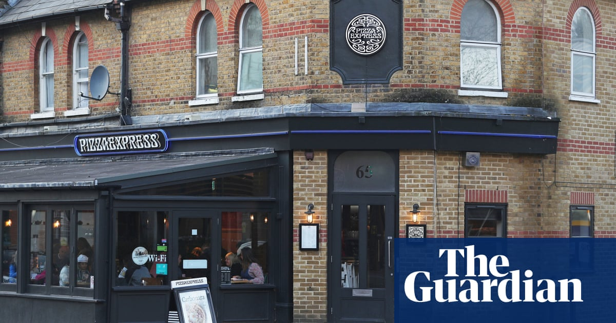 Wokings Pizza Express Customers Struggle To Remember First
